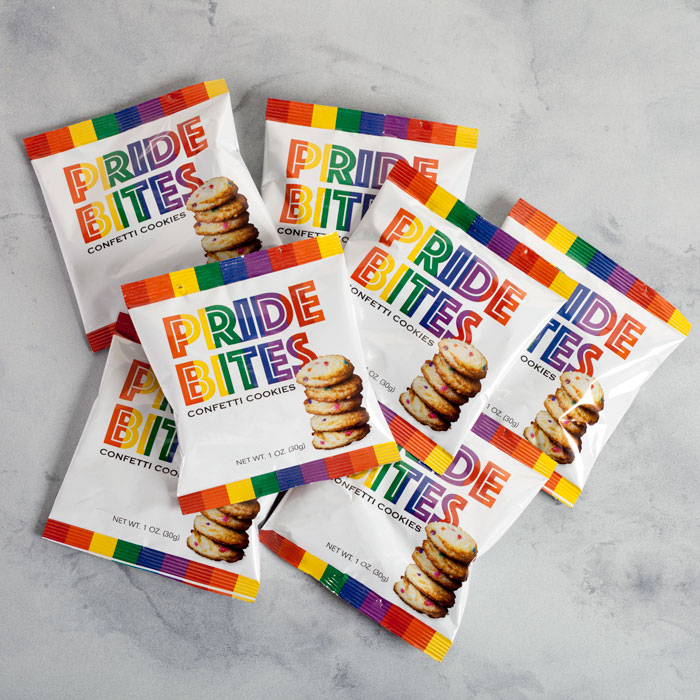 Pride Bites 1 oz. Snack Packs