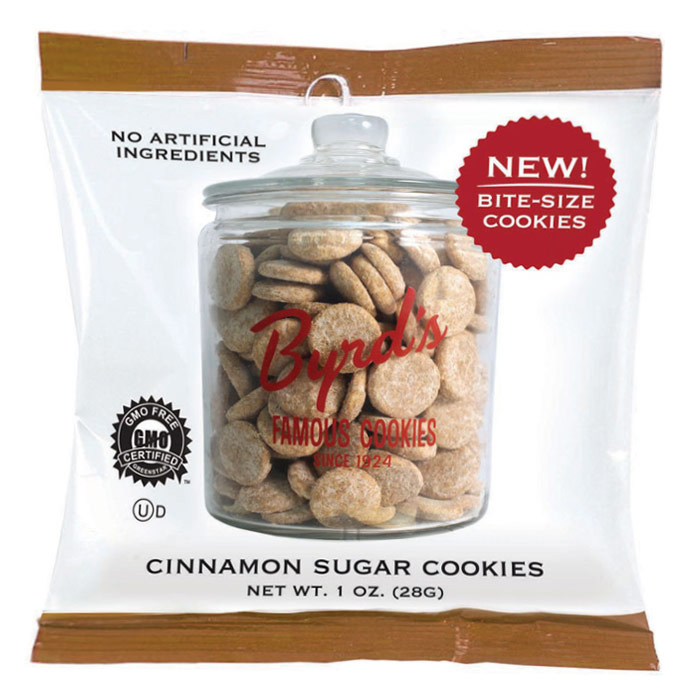 Cinnamon Sugar Cookies Snack Packs - 1 oz Cinnamon Sugar Snack Pack 100 ct.