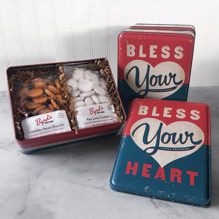Bless Your Little Southern Heart Gift Tin