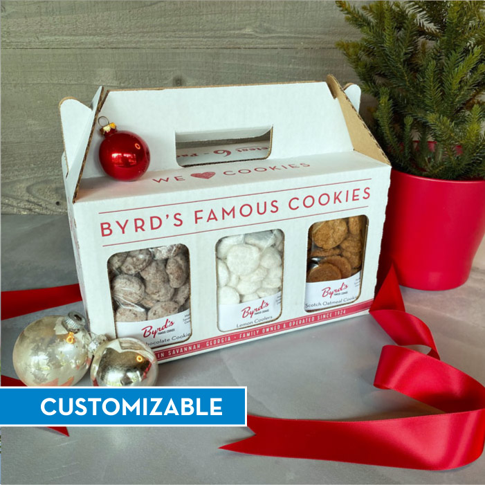 6-Pack Cookie Carrier