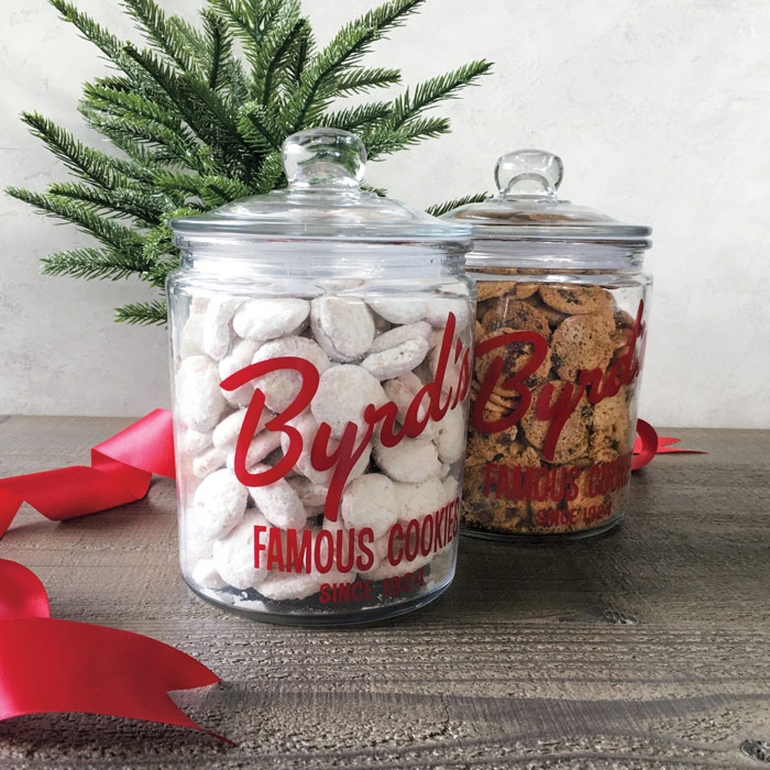 Holiday Cookie Jar Special