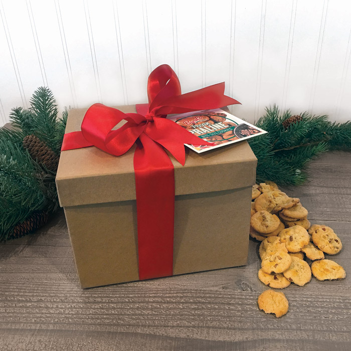 21oz Praline Cookie Gift Box