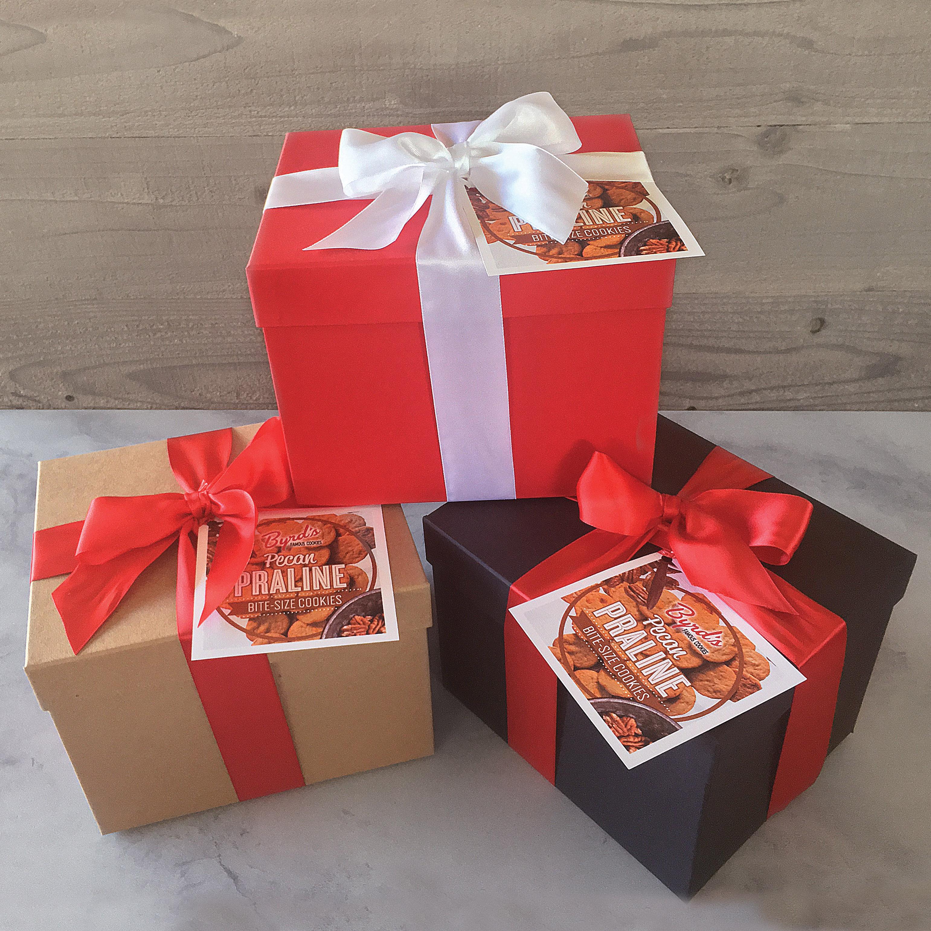 21oz Praline Cookie Gift Box