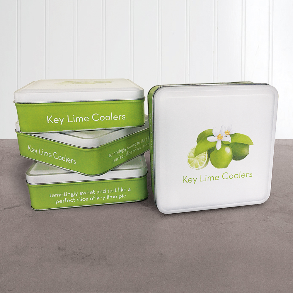 Key Lime Cooler 6oz Gift Tin