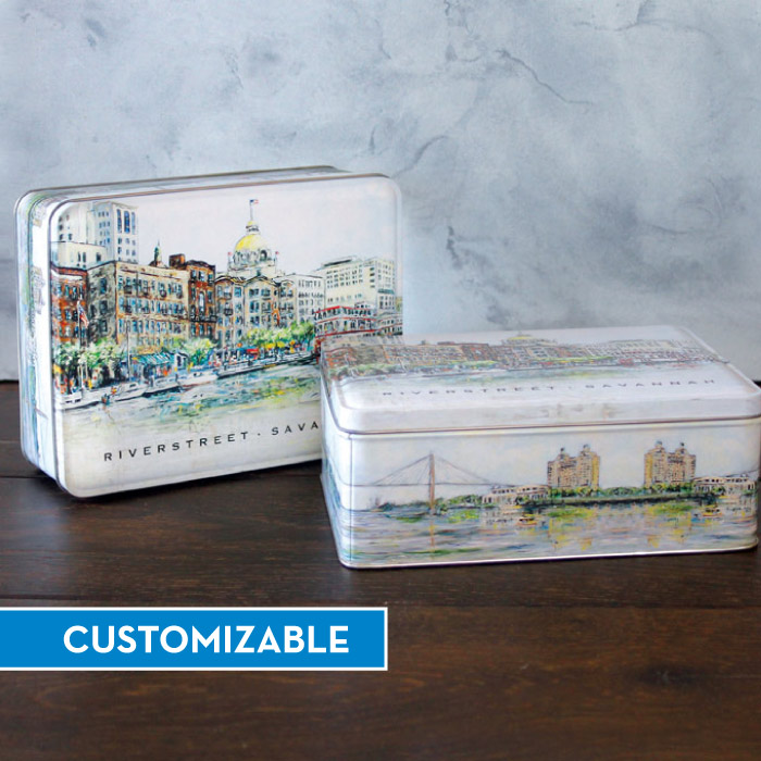 Riverfront Tin - CUSTOM