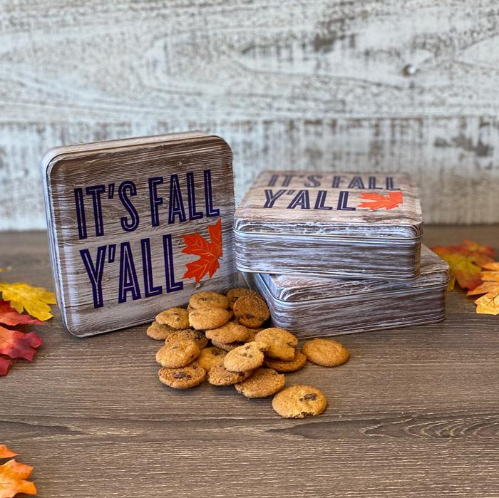 Fall Y'all 6oz Gift Tin