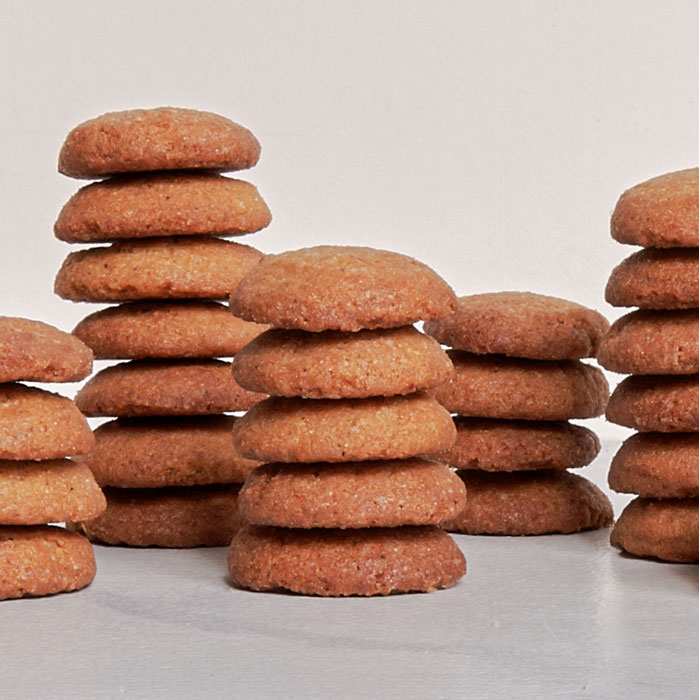 Ginger Snap Cookies  - Ginger Snaps 16 oz Bag