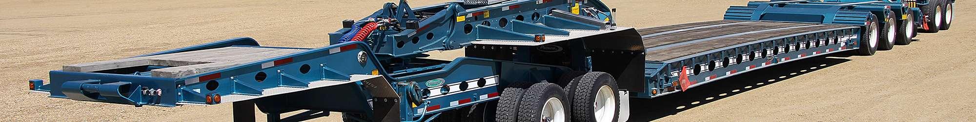 Heavy Equipment Rentals - Brandt Truck Rigging & trailers