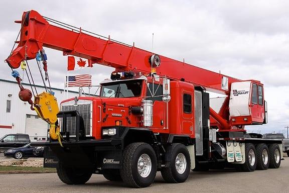 Camex Boom Picker Truck