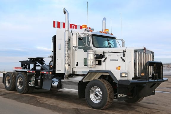 Camex Prime Mover Winch Tractor