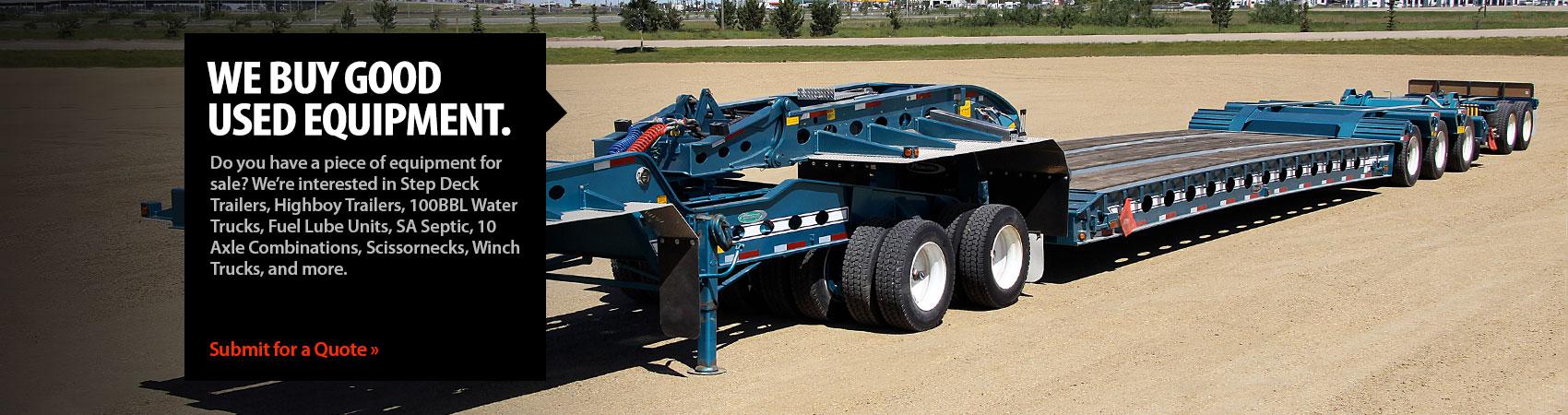 Heavy Trucks for Sale - Brandt Truck Rigging & trailers