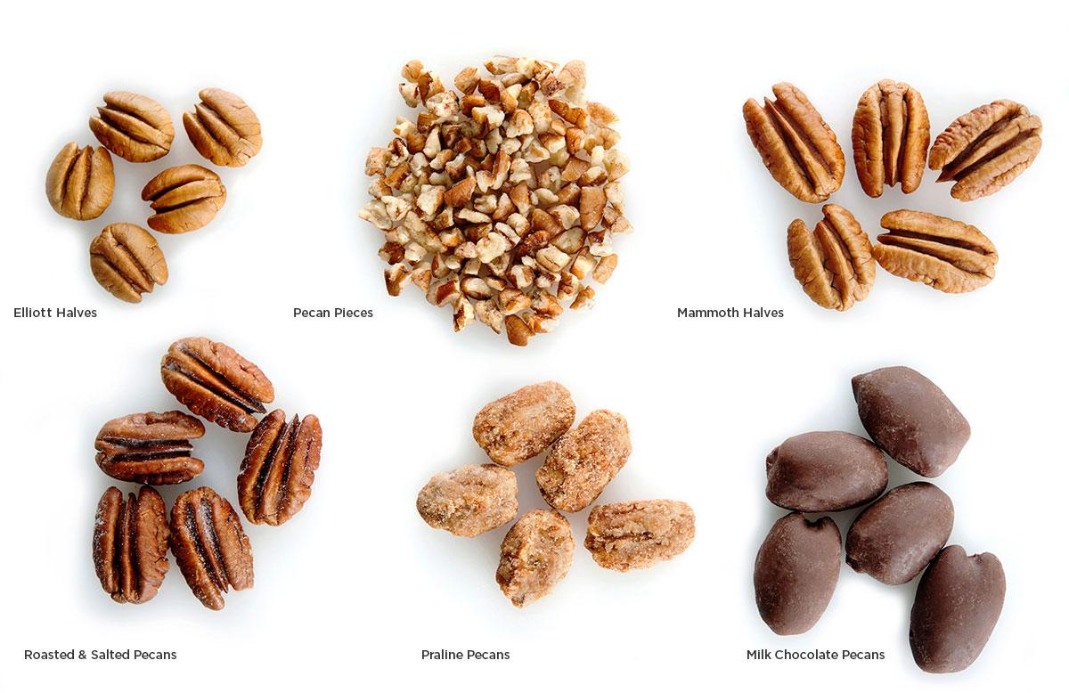 Our Pecan Varieties