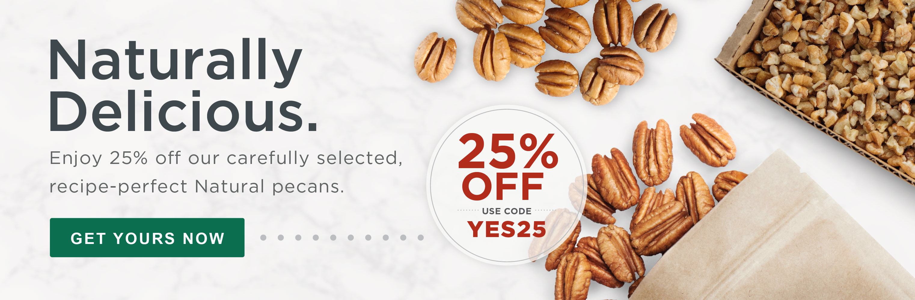 Naturally Delicious.