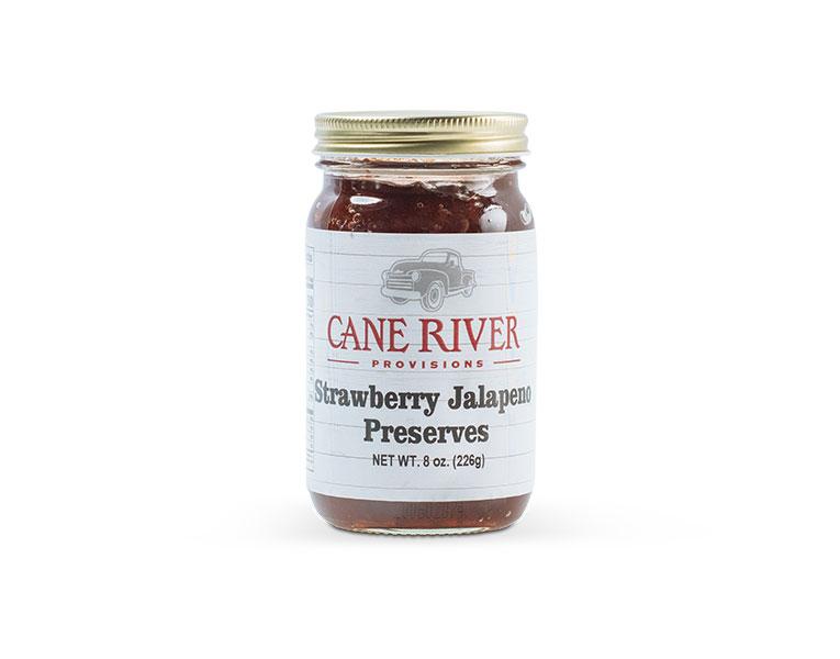 Strawberry Jalapeno Preserves