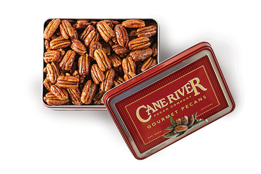 Honey Glazed Pecans Gift Tins