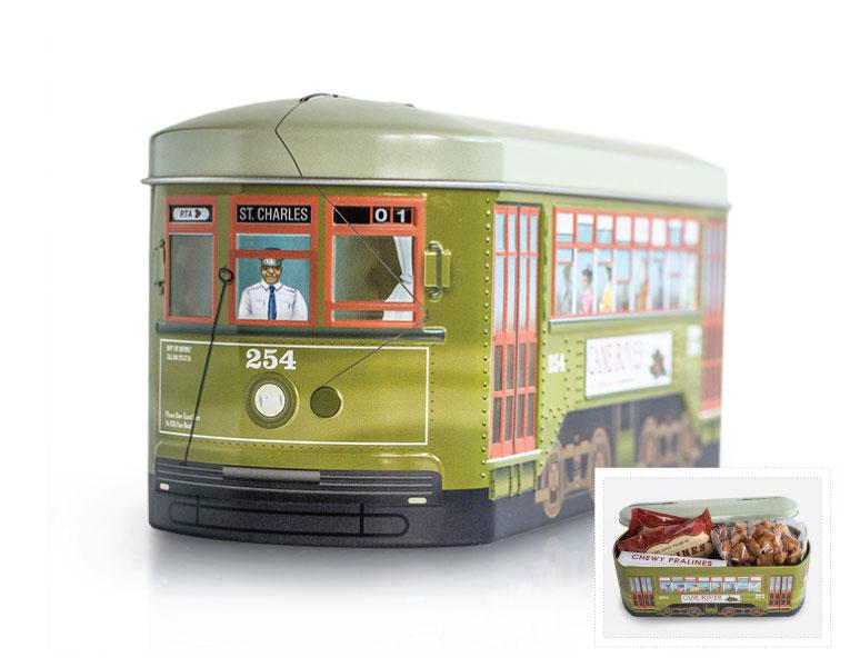 Streetcar Sampler