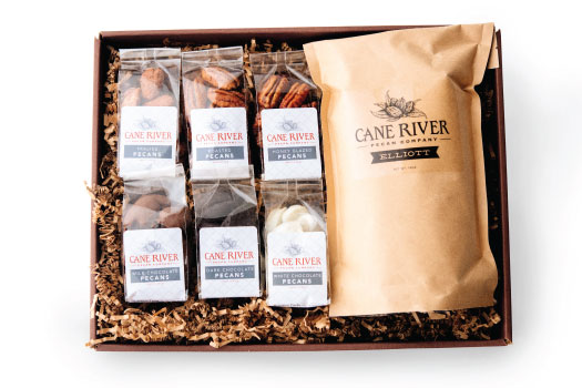 Cane River Pecan Sampler Tray