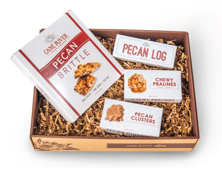 Cane River Pecan Sweets Tray