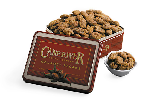 Pecan Chocolate Chunk Cookies - Cane River Tin