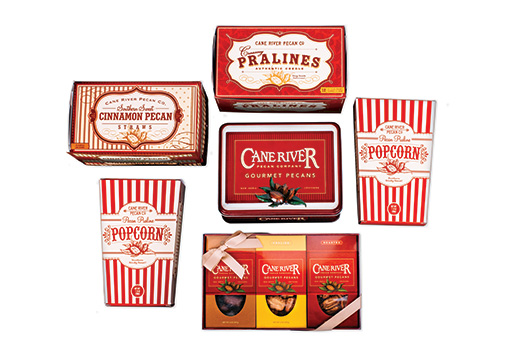 Executive Gift Box of Assorted Specialty Pecans
