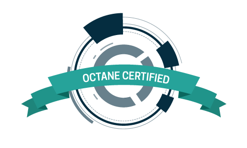 octane certified badge