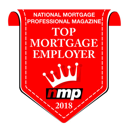 top mortgage employer by national mortgage professional magazine