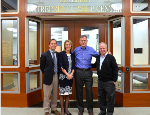 Coleman Entrepreneurship Center at DePaul University
