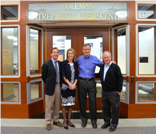 Coleman Entrepreneurship Center at DePaul University