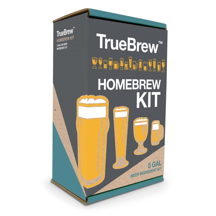 Amber Truebrew Ingredient Kit
