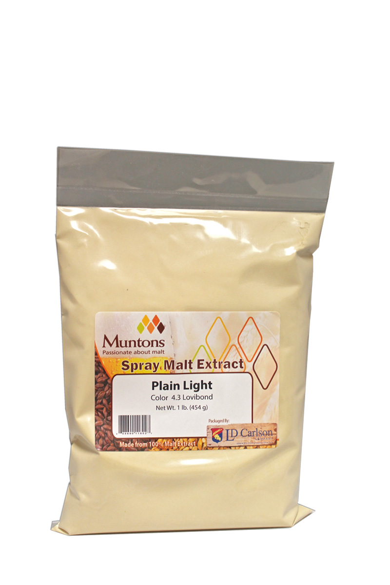 MUNTONS PLAIN LIGHT DME - 1 LB