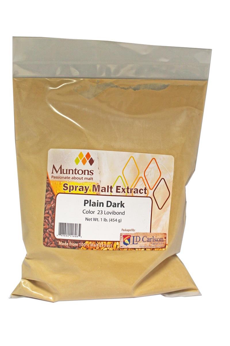 Muntons Plain Dark Dme - 1 Lb