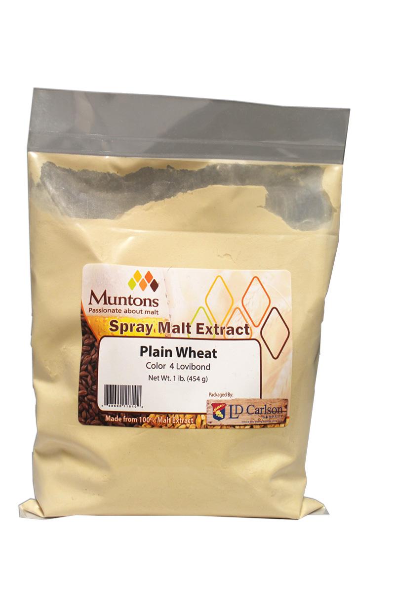 Muntons Plain Wheat Dme - 1 Lb