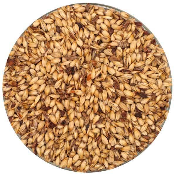 2-row Caramel 40l Malt