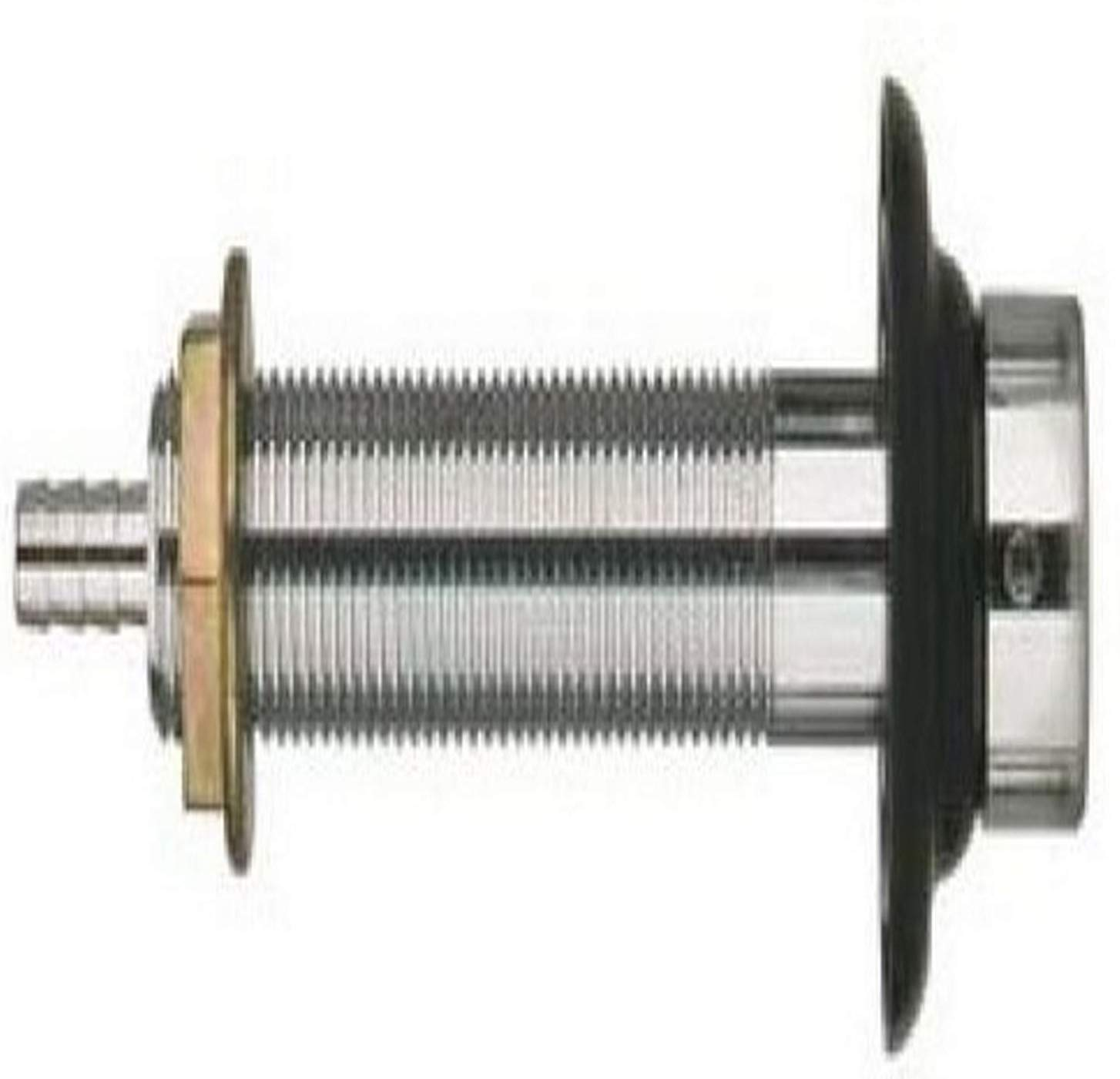 "4-1/2"" SS NIPPLE SHANK ASSEMBLY - 3/16"" BORE ID"