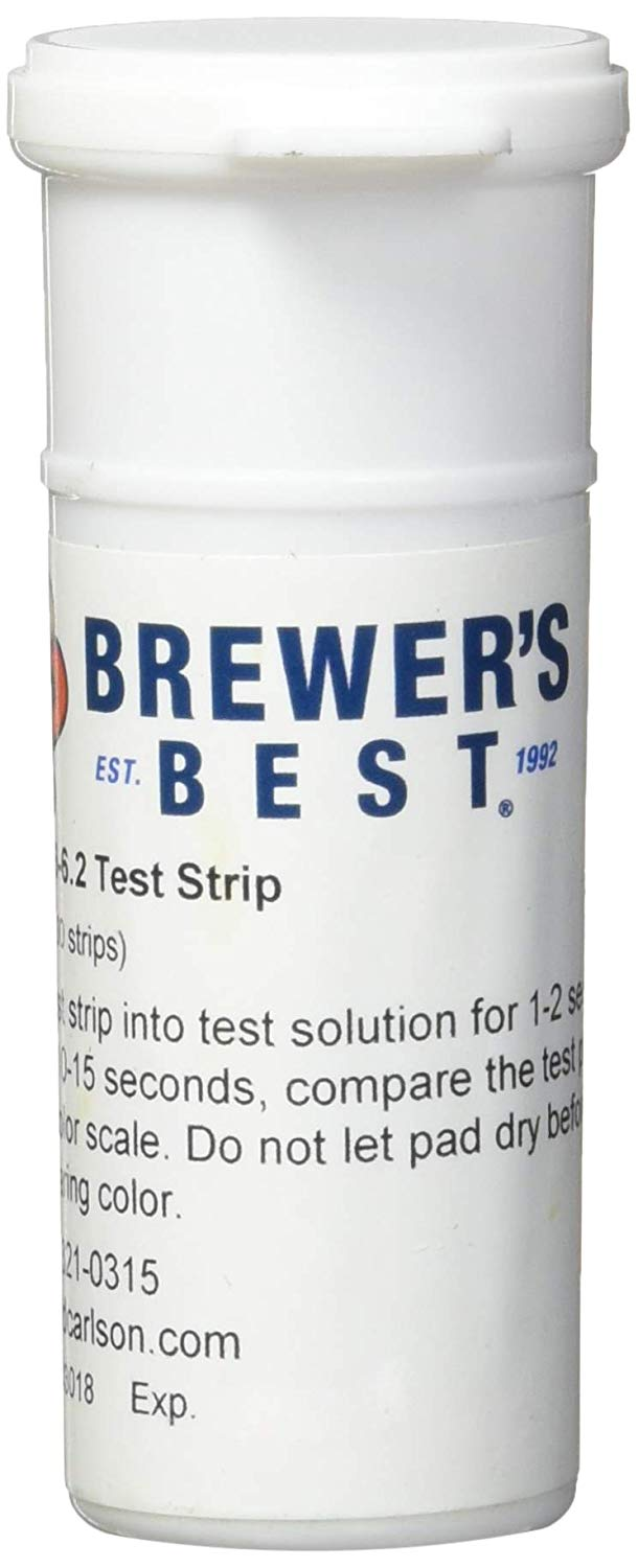 Brewer's Best Ph Papers Beer