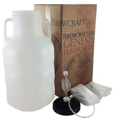 6.5 Gallon Genesis Fermenter Bundle