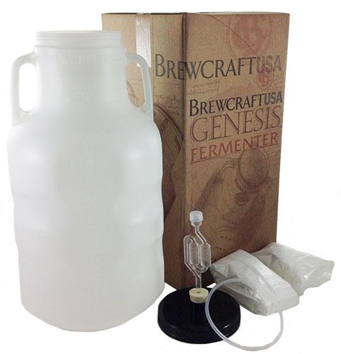6.5 Gallon Genesis Fermenter Bundle