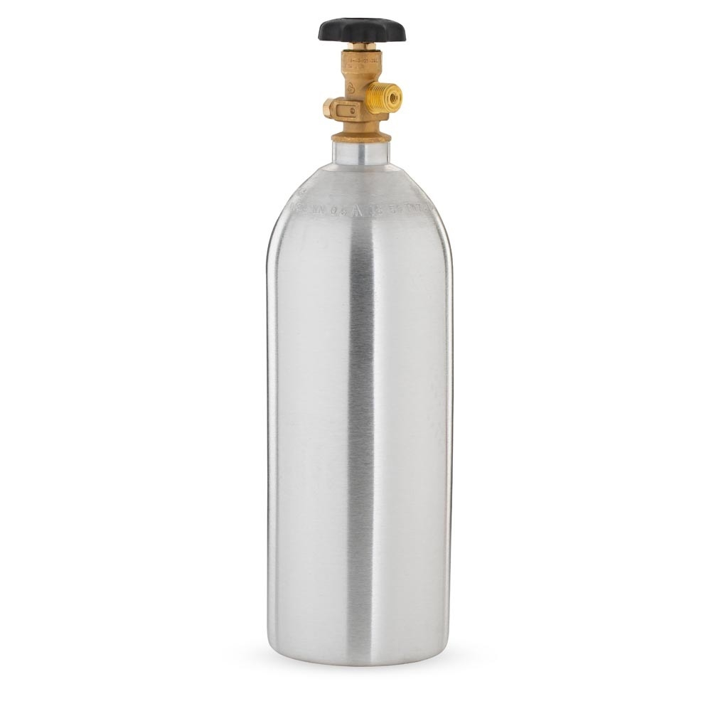 Co2 Tank - New - Aluminum - 5 Lb