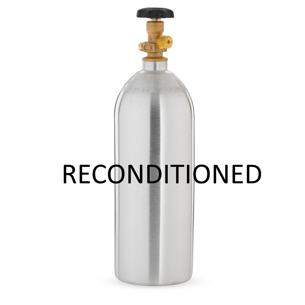 Co2 Tank - Recon- Aluminum - 5 Lb - Filled
