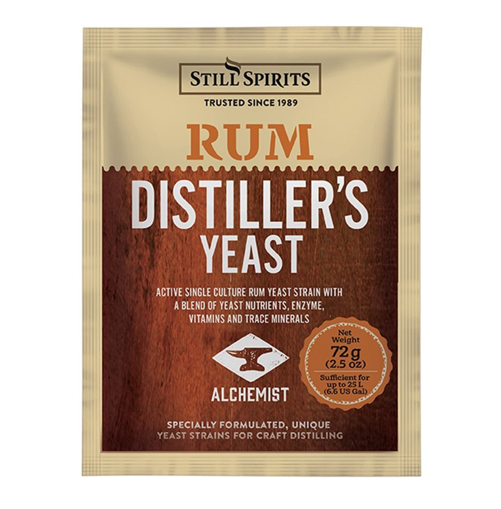 Distillers Yeast - Rum
