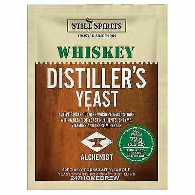 DISTILLERS YEAST - WHISKY