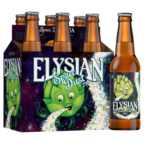 ELYSIAN SPACE DUST IPA - 6-PACK