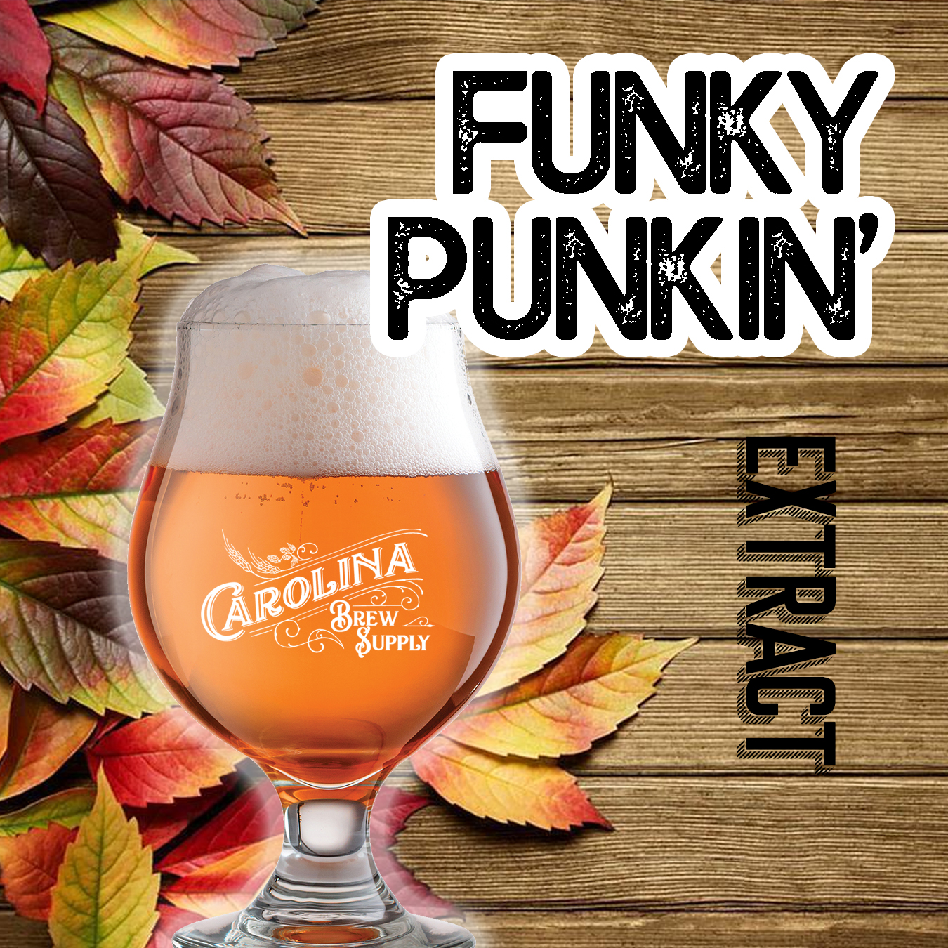 Funky Punkin' - Extract Beer Recipe Kit