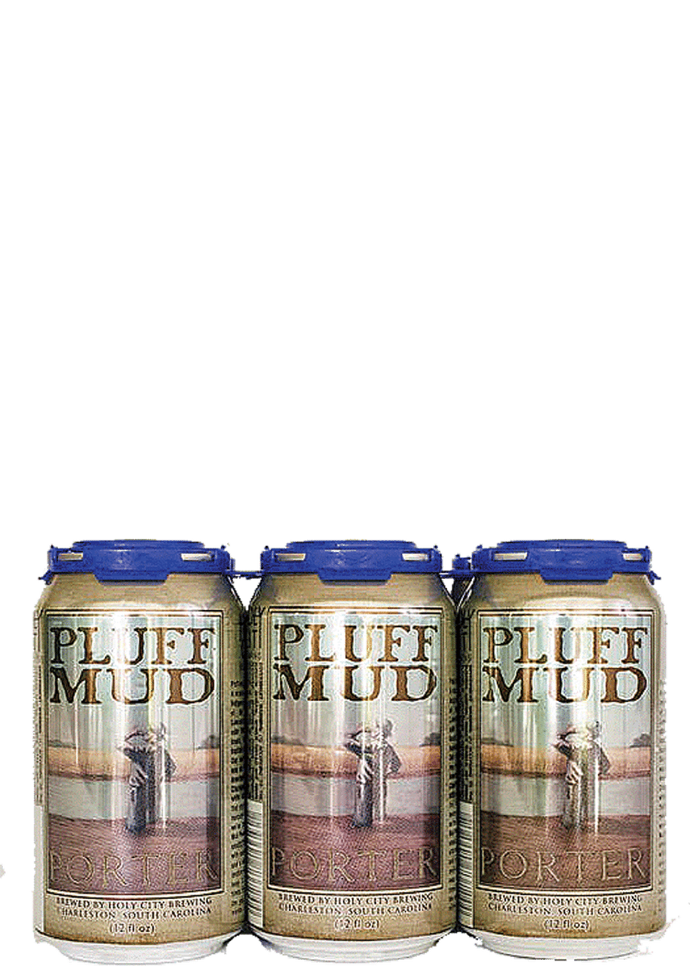 Holy City Pluff Mud Porter - 6-pack