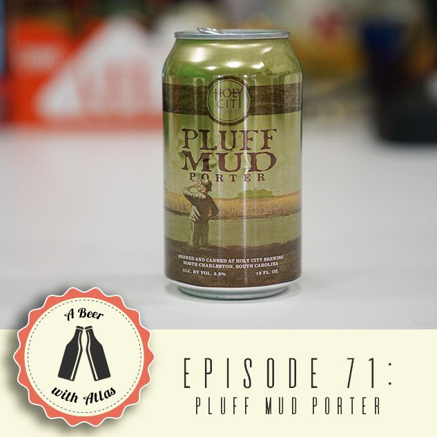 HOLY CITY PLUFF MUD PORTER - SINGLE