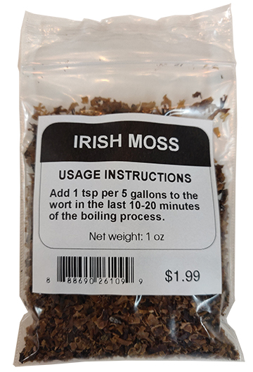 Irish Moss 1 Oz