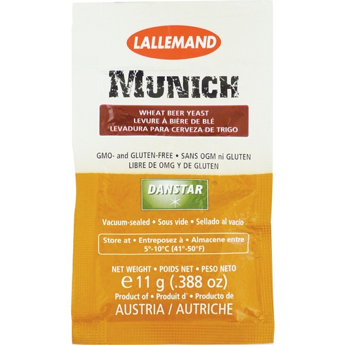 LALLEMAND MUNICH BREWING YEAST