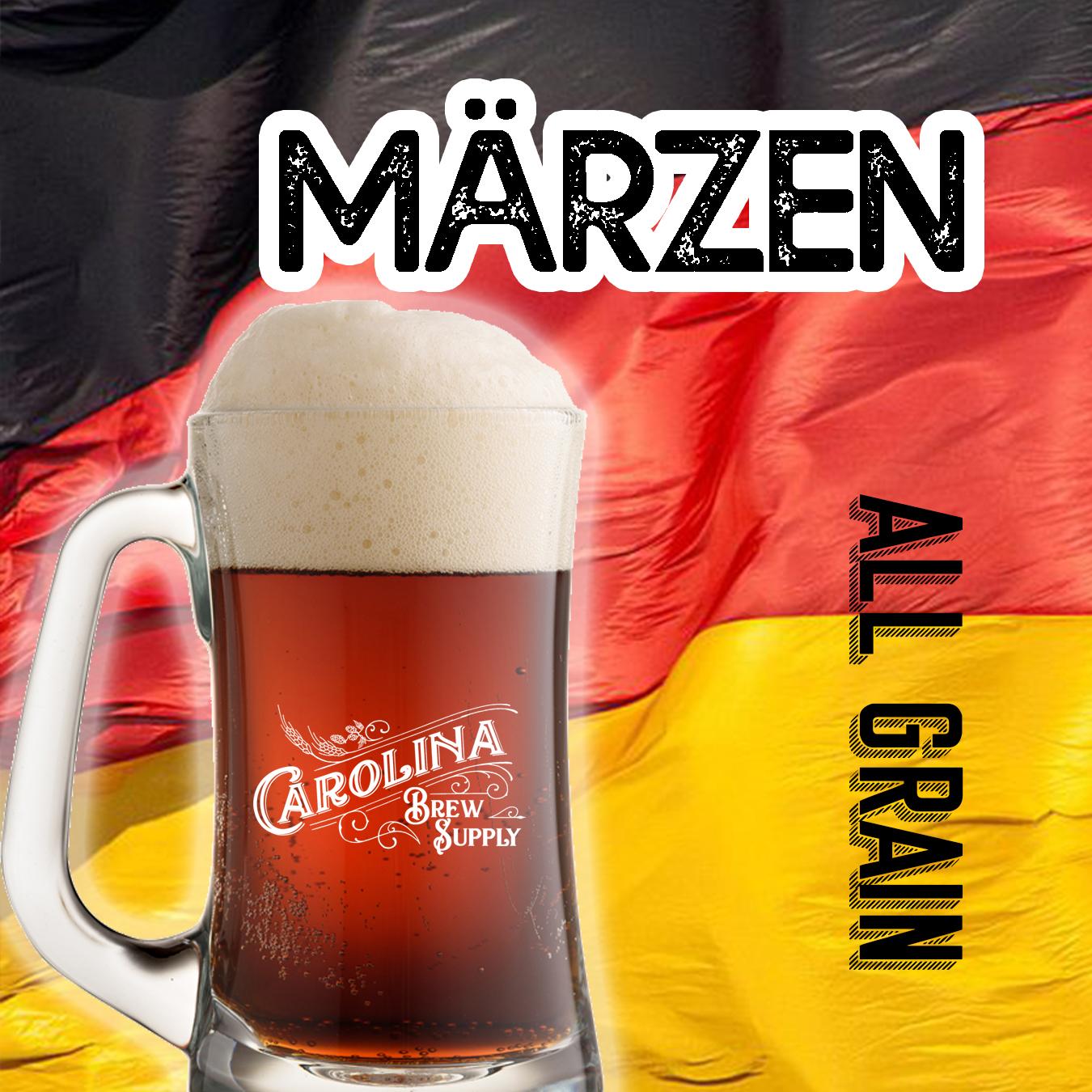 Oktoberfest / Marzen All Grain Recipe Kit