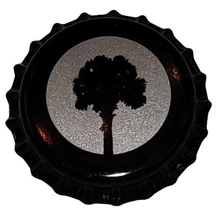 Palmetto Crown Caps - 12 Pk