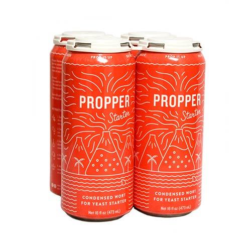 Propper Starter Condensed Wort 4pk